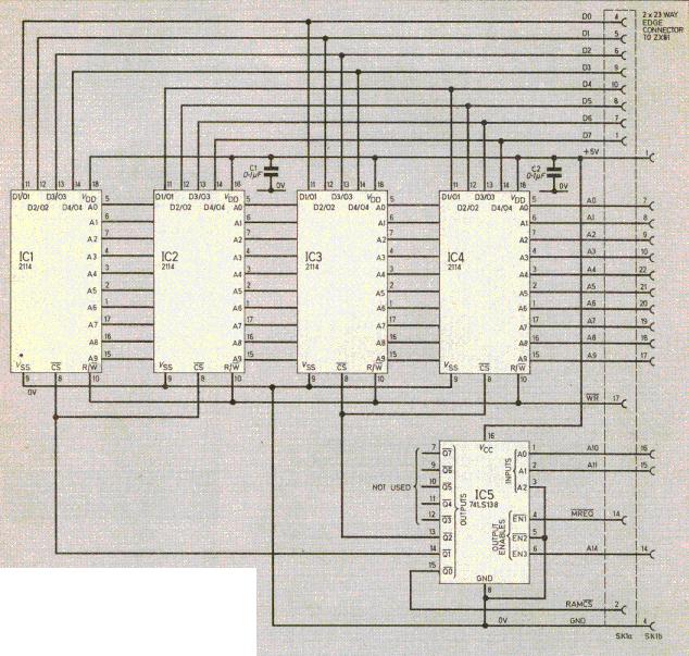 zx80 zx81 computer rh k1 spdns de ZX81 Interfacing Sinclair ZX81