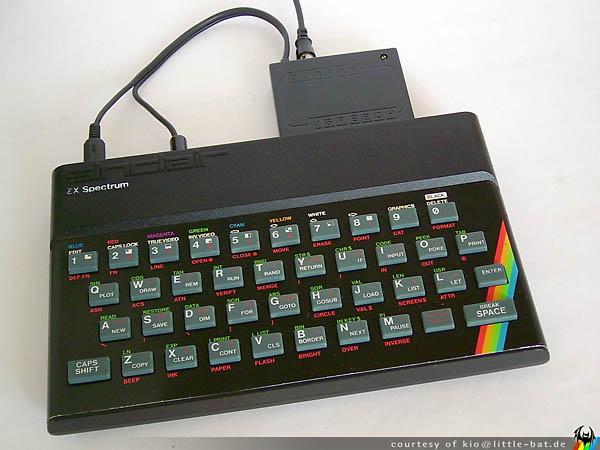 Currah Microspeech for ZX Spectrum